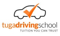 Tuga Driving School Logo