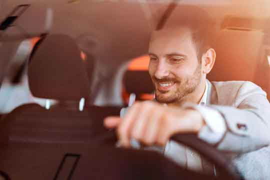 click here for standard driving lessons